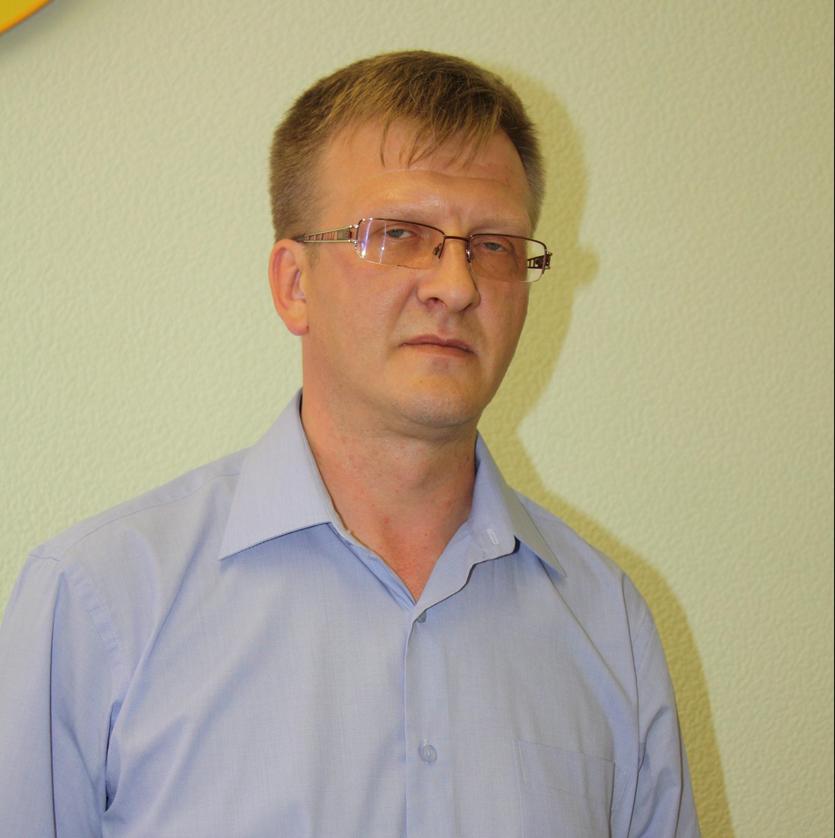 Усиков<br/> Павел Юрьевич